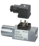 Barksdale Series 9000 Compact Pressure Switch, Single Setpoint, 510 to 5800 PSI, 9AC1TB