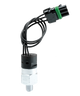 Barksdale Series CSM Compact Pressure Switch, Single Setpoint, 1500 PSI Rising Factory Preset CSM2-21-36B-1500R