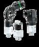 Barksdale Series CSM Compact Pressure Switch, Single Setpoint, 25 Bar Rising Factory Preset CSM2-31-45B-25BR
