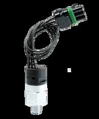 Barksdale Series CSM Compact Pressure Switch, Single Setpoint, 2670 PSI Rising Factory Preset CSM2-31-47B-2670R