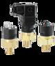 Barksdale Series CSP Compact Pressure Switch, Single Setpoint, 60 PSI Rising Factory Preset CSP2-13-14B-60R
