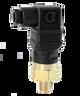 Barksdale Series CSP Compact Pressure Switch, Single Setpoint, 11.6 PSI Falling Factory Preset CSP2-31-42B-11.6F
