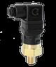 Barksdale Series CSP Compact Pressure Switch, Single Setpoint, 7.3 PSI Falling Factory Preset CSP2-31-42B-7.3F