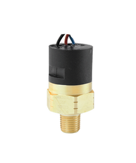 Barksdale Series CSP Compact Pressure Switch, Single Setpoint, 100 PSI Rising Factory Preset CSP2-33-21B-100R