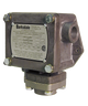 Barksdale Series P1X Explosion Proof Dia-seal Piston, Single Setpoint, 25 to 600 PSI, HP1X-AA600SS-T