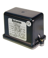 Barksdale Series MSPH Industrial Pressure Switch, Housed, Single Setpoint, 1.5 to 15 PSI, MSPH-FF15SS-F