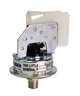 Barksdale Series MSPS Industrial Pressure Switch, Stripped, Single Setpoint, 1.5 to 15 PSI, MSPS-JJ15SS-F