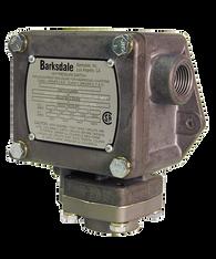 Barksdale Series P1X Explosion Proof Dia-seal Piston, Single Setpoint, 0.5 to 30 PSI, P1X-J30SS-V-P2