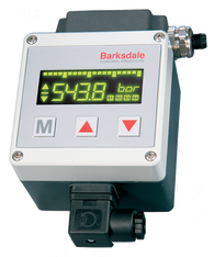 Barksdale Series UAS3 Electronic Trip Amplifier Switch, Single Setpoint, UAS3-6-4