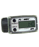 "GPI Flomec 1"" NPTF Low Flow Nylon Turbine Meter With Local Display, 30 to 300 GPM, A109GMN025NA1"