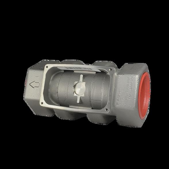 "GPI Flomec 1 1/2"" ISOF Aluminum Industrial Flow Meter, 10-100 GPM, G2A15IXXXXB"