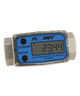 """GPI Flomec 1/2"""" NPTF Stainless Steel Turbine Meter With Local Display, 1 to 10 GPM, G2S05N09GMA"""
