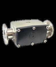 GPI Flomec Tri-Clover Stainless Steel Industrial Flow Meter, 5-50 GPM, G2S10TXXXXA