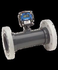 "GPI Flomec 3"" 150# ANSI Flange Pulse Output With Display Water Meter, 40-400 GPM, TM300FGG"