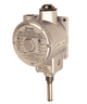 Barksdale L1X Series Explosion Proof Temperature Switch, Single Setpoint, 75 F to 200 F, HL1X-HH203-WS