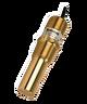 Barksdale ML1S Series Bi-Metallic Temperature Switch, 130 F Rising Preset, ML1S-130-I-O-W36