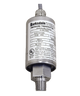Barksdale Series 445 Intrinsically Safe Pressure Transducer, 0-29.9 in Hg Vacuum, 445H3-23-W72