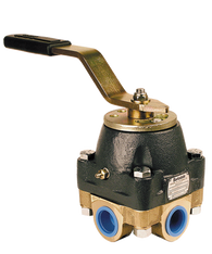 Barksdale Series 140 Heavy Duty Valve 144R3WC3-MC