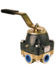 Barksdale Series 140 Heavy Duty Valve 145R3WO3-MC