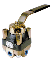 Barksdale Series 200 Heavy Duty Valve 203P6AC3-MC