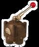 Barksdale Series 6900 High Pressure OEM Manipulator Valve 6902R3HO3