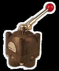 Barksdale Series 6900 High Pressure OEM Manipulator Valve 6907R3HO3