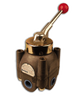 Barksdale Series 6900 High Pressure OEM Manipulator Valve 6943S3HO3