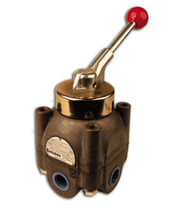 Barksdale Series 6900 High Pressure OEM Manipulator Valve 6944S3HO3