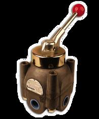 Barksdale Series 6900 High Pressure OEM Manipulator Valve 6944S3HO3-Z13
