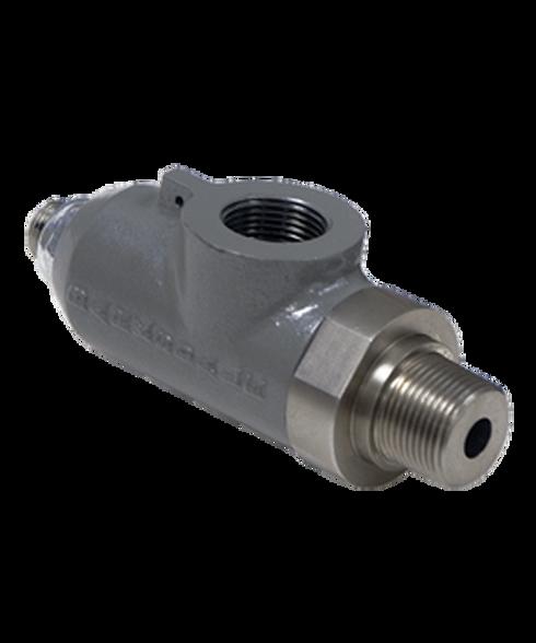 Barksdale Series 8010 Pressure Relief Valve, 5500 PSI Factory Setpoint, 8014-4-55