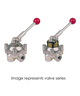 Barksdale Series 9020 Directional Control Valve 9022-MR-CD