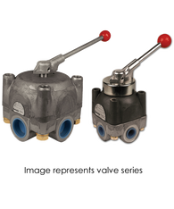Barksdale Series 9080 Low Pressure OEM Valve 9083SOAO3