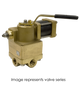 Barksdale Series 376 Actuated Heavy Duty Valve H3763M3WC2