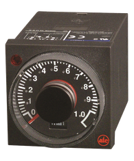 ATC 405C Adjustable 1/16 DIN Timer with Instantaneous Relay, 405C-100-E-1-X