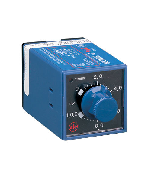 ATC 314B Series Off-Delay Adjustable Interval Timer, 314B-134-R-2-C