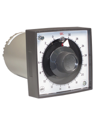 ATC 305E Series Motor-Driven 60 sec Analog Reset Timer, 305E-007-B-1-0-XX
