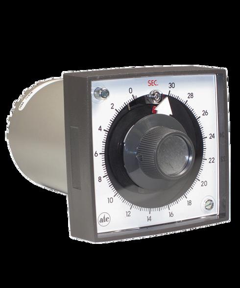 ATC 305E Series Motor-Driven 6 sec Analog Reset Timer, 305E-101-B-1-0-PX