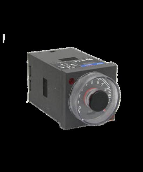 ATC 417B Series 1/16 DIN True Adjustable Off-Delay Timer, 417B-500-F-4-X