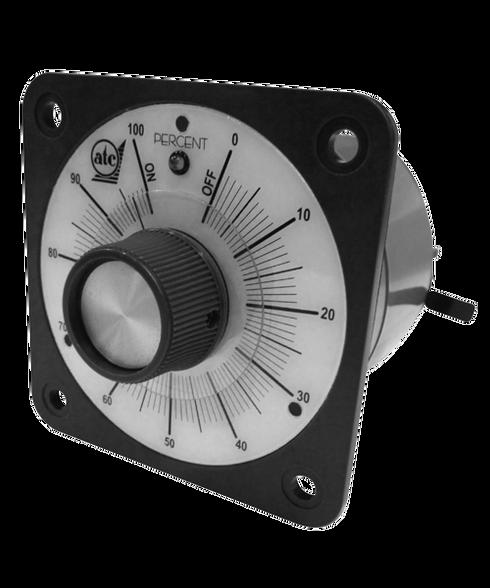 ATC 304G Series Solid-State 60 Sec Percentage Timer, 304G-007-Q-00-XX