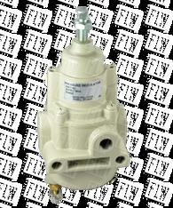 """Bellofram Type 50 NACE Filter Regulator, 1/4"""" NPT, 0-30 PSI, 960-300-000"""