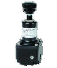 "Bellofram Type 92 Subminiature Air Regulator, 1/16"" NPT, 0-5 PSI, 960-540-000"