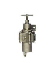 "Bellofram Type T-52SSFR Filter Regulator, 1/4"" NPT, 3-30 PSI, 960-580-000"