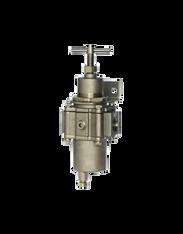 """Bellofram Type T-52SSFR Filter Regulator, 1/2"""" NPT, 3-30 PSI, 960-588-000"""