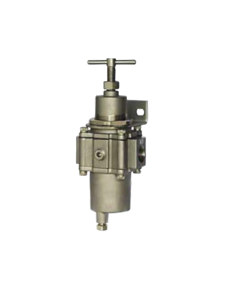 "Bellofram Type T-52SSFR Filter Regulator, 1/2"" NPT, 12-125 PSI, 960-590-000"