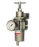 "Bellofram Type T-52SSAR Filter Regulator With Autodrain, 1/4"" NPT, 6-60 PSI, 960-601-000"
