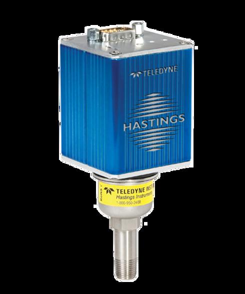 Teledyne Hastings DAVC-4 Digital Active Vacuum Controller, 0.133 to 26.66 mBar, DAVC-4-02-05