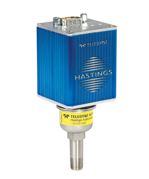 Teledyne Hastings DAVC-6 Digital Active Vacuum Controller, 0.00133 to 1.33 mBar, DAVC-6-02-02