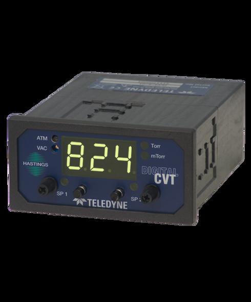 Teledyne Hastings Digital VT/CVT Vacuum Controller, 1.33 to 2666 Pa, DCVT-4-03-03