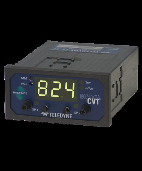 Teledyne Hastings Digital VT/CVT Vacuum Controller, 0.00133 to 1.33 mBar, DCVT-6-02-03