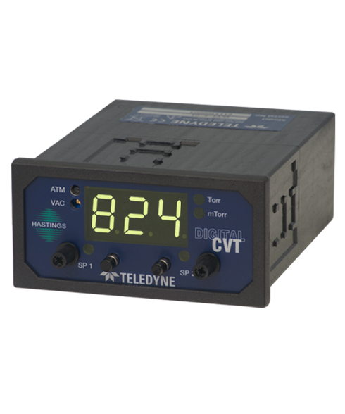 Teledyne Hastings Digital VT/CVT Vacuum Controller, 0.133 to 133 Pa, DCVT-6B-03-02
